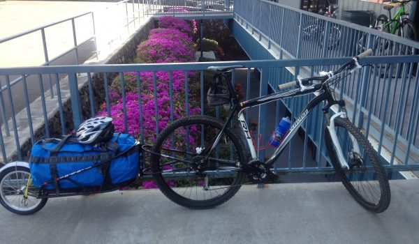 The Biking Adventure Begins In Kona Hawaii!