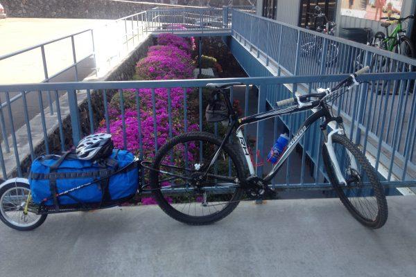 Bike Works Rental Set-up