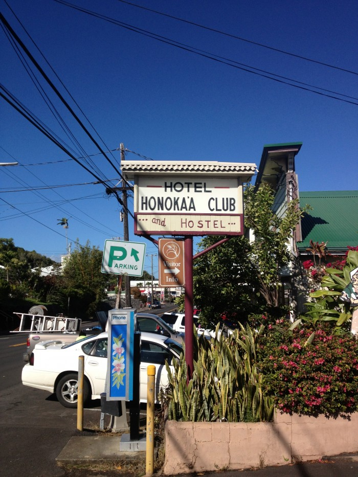 Honokaa Club Hostel