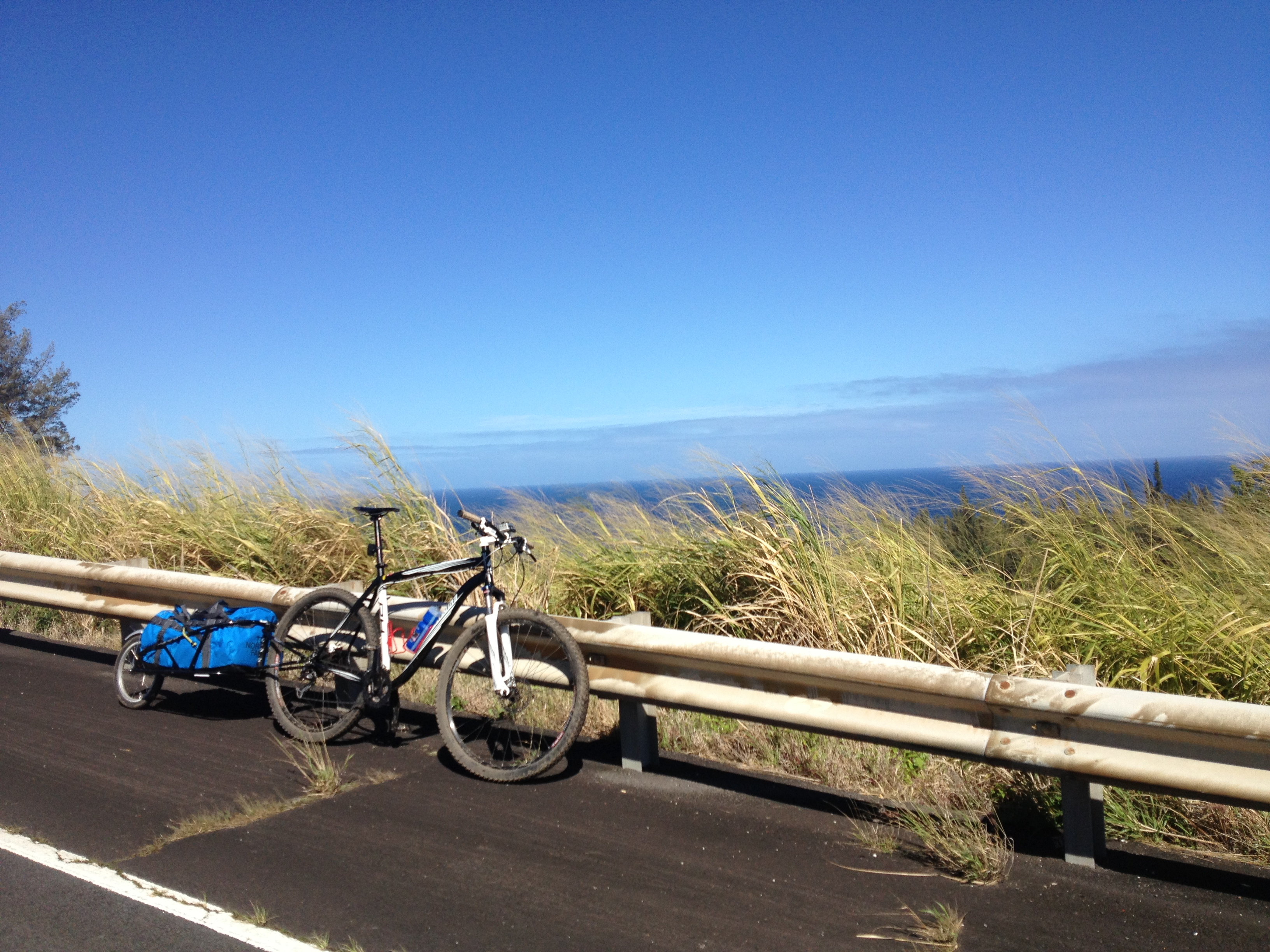 Ocean Road Biking