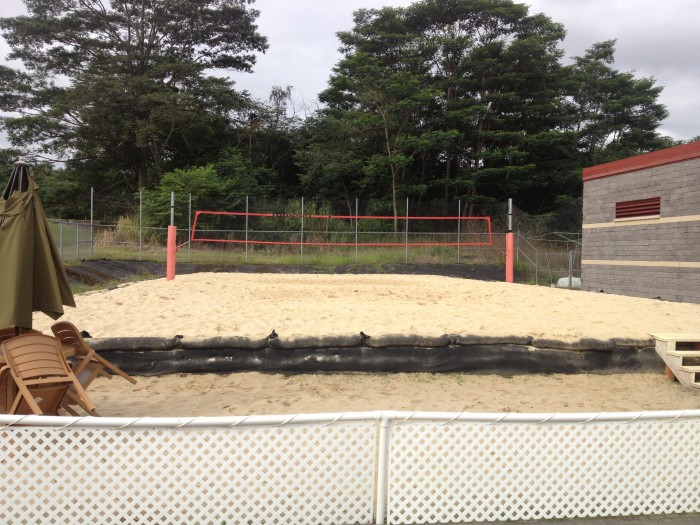 Hilo Volleyball Net
