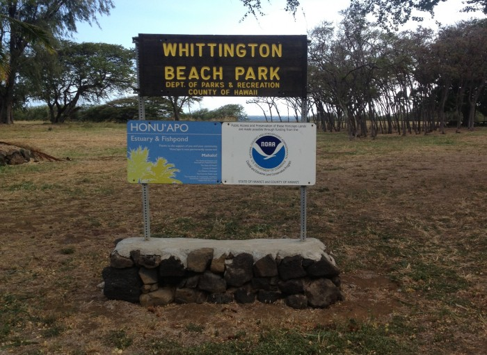 Whittington Beach Park