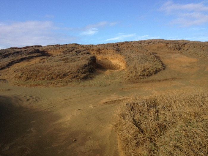 South Point Sand Dunes