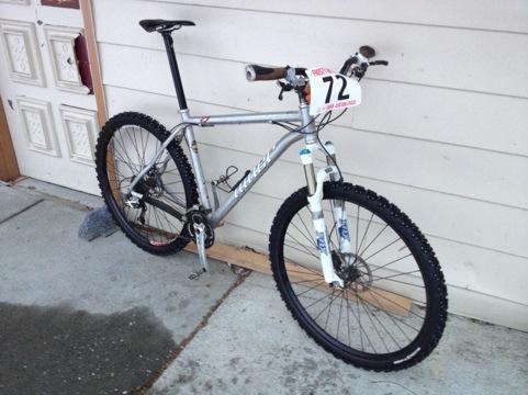 Niner Mtn Bike