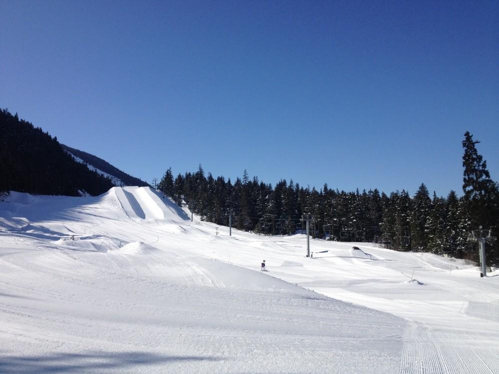 AK Skimeister Challenge