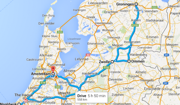 Netherlands Travel