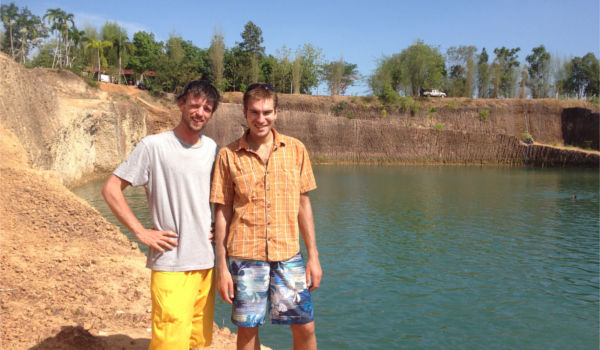 Epic Day At The Chiang Mai Rock Quarry