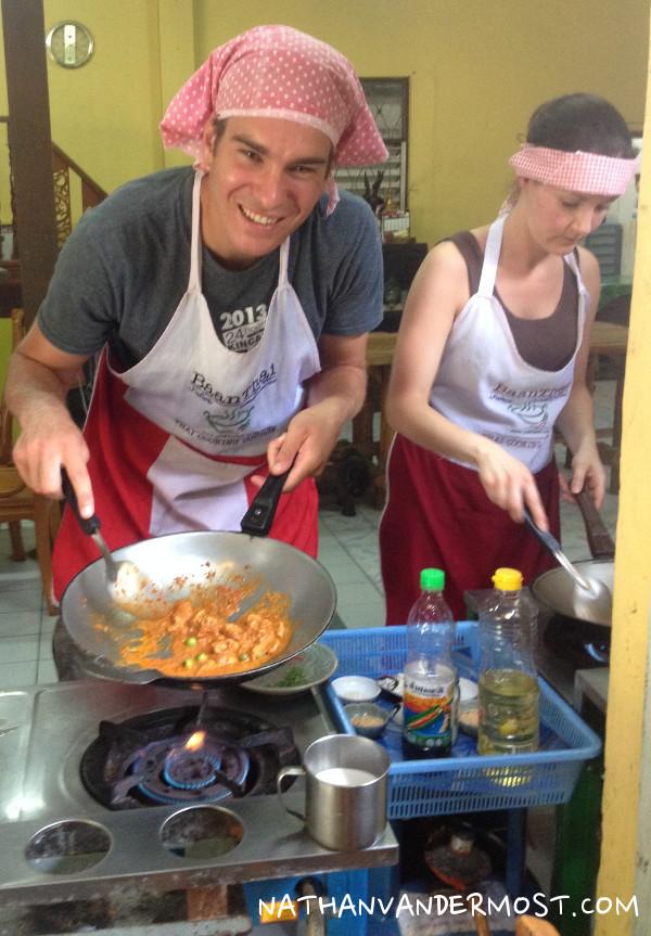 Baan Thai Cookery School-23