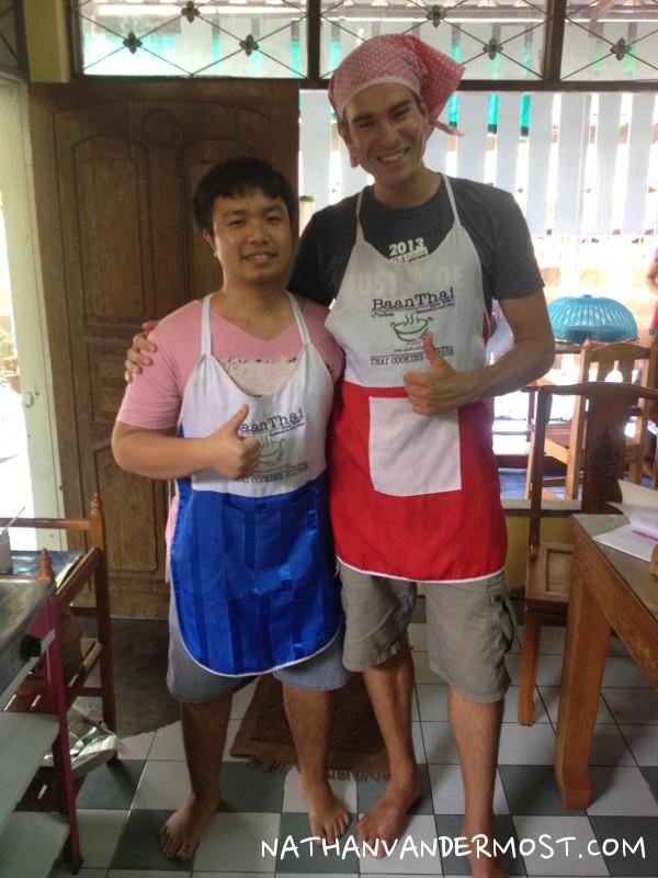 Baan Thai Cookery School-26