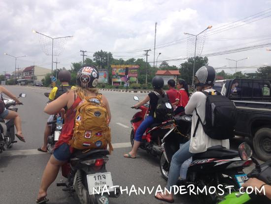 Motorbike Gang
