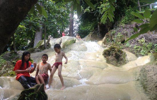 Buatong Sticky Water Falls