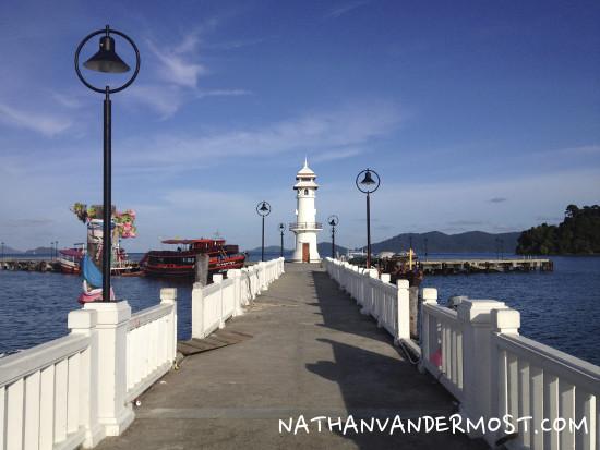 Bang Pao Pier