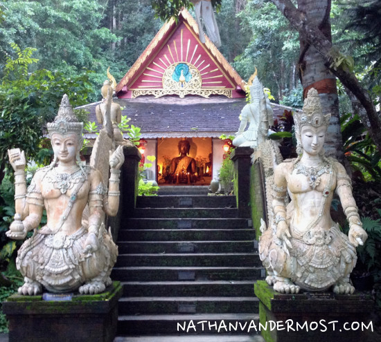 Buddhists Temples