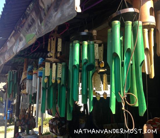 Ubud Market Chimes