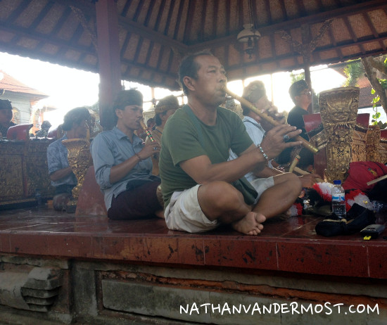 Ubud Traditional Music