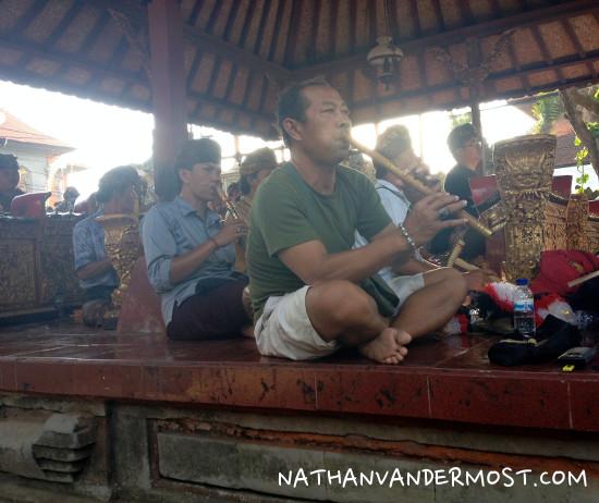 Ubud Traditional Music