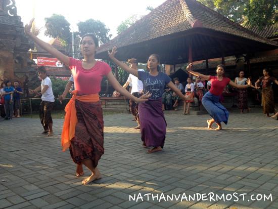 Ubud Traditional Dance
