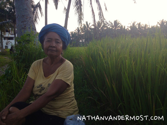 Local Indonesian Woman