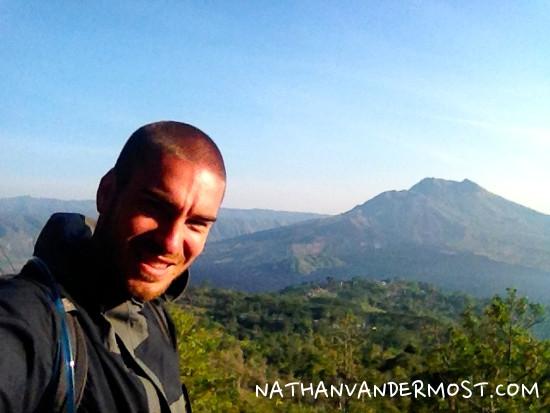 Mount Batur Selfie