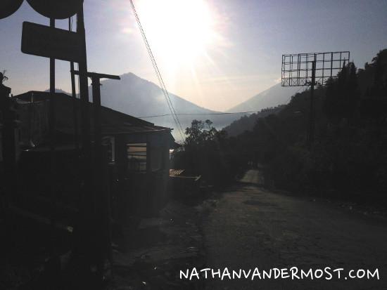 Mount Batur Road