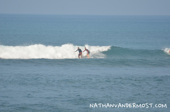 5_Exploring_Different_Surfing_Spots_In_Canngu