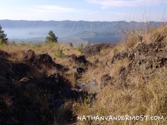 Mount Batur Terrain