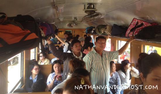 Traveling To Kanchanaburi Thailand