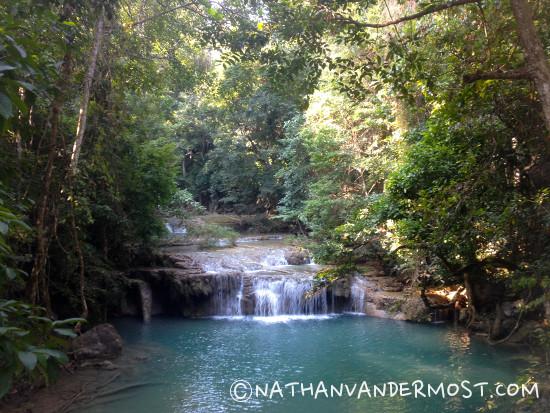 10_Hiking_Through_Erawan_Waterfalls