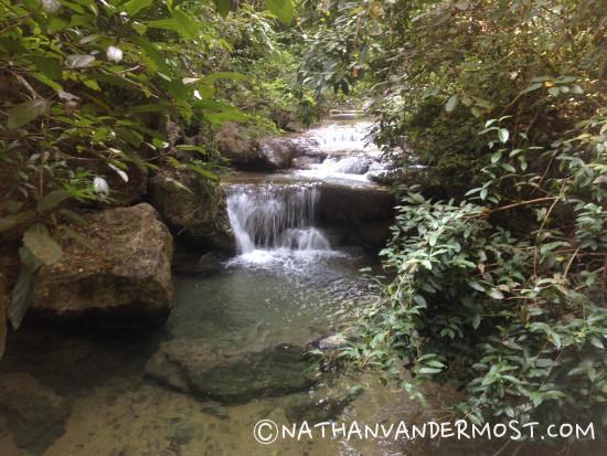 12_Hiking_Through_Erawan_Waterfalls