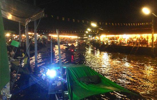 Awesome Day Exploring Amphawa Night Floating Market