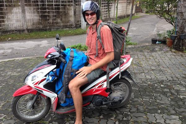 Motorbike-travel