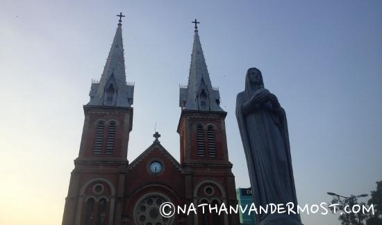 Notre Dame Ho Chi Minh City