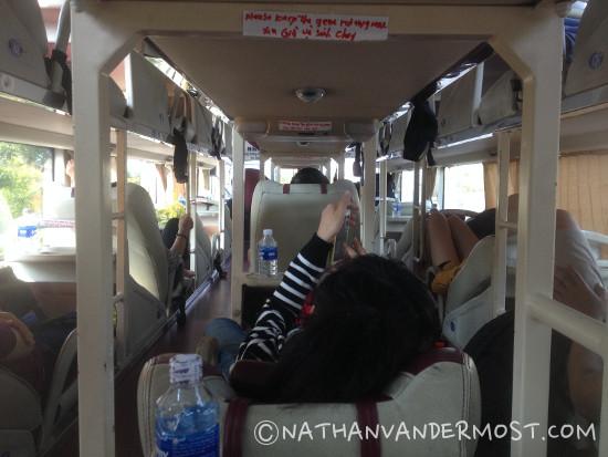 Mui Ne Sleeper Bus