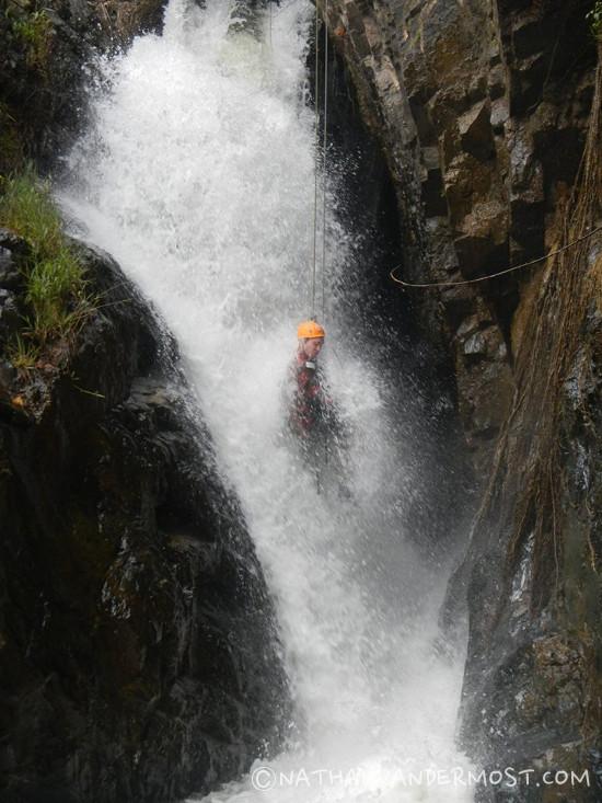 Washing Machine Waterfall