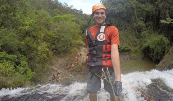 Epic Day Canyoning In Dalat Vietnam
