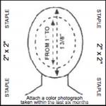 Passport Photo Dimensions