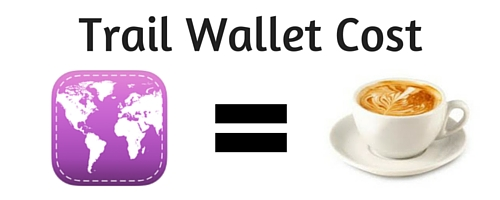 Trail Wallet Cost