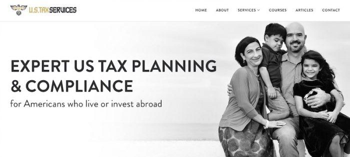 U.S. Tax Services