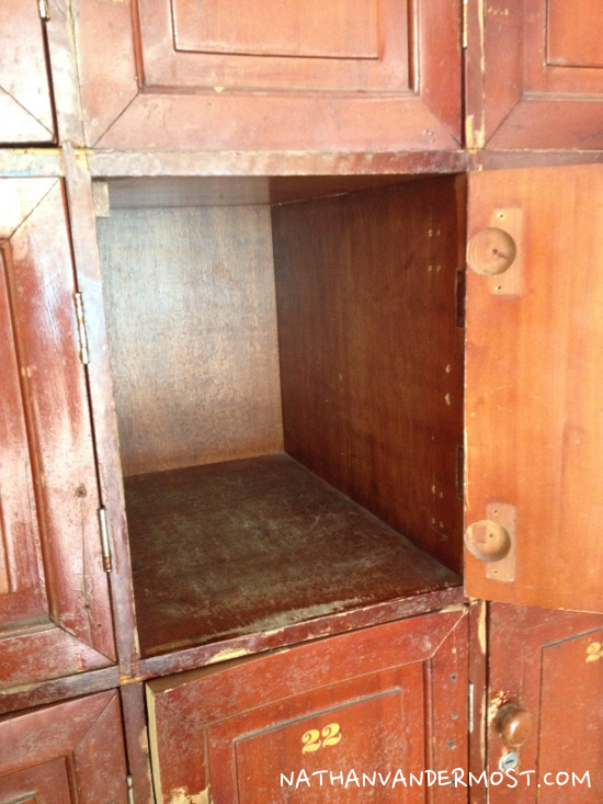 Locker-Box