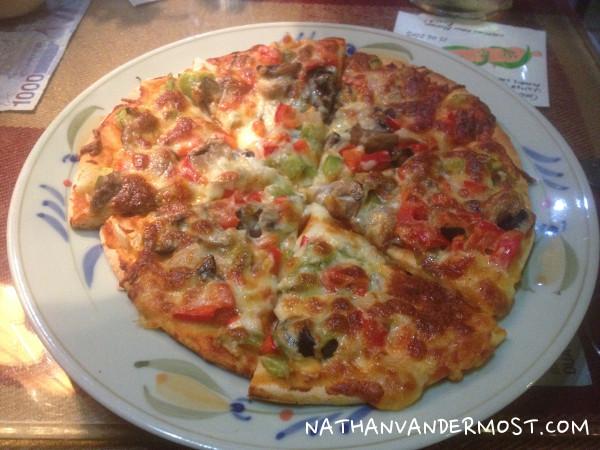 Gecko-Pizza