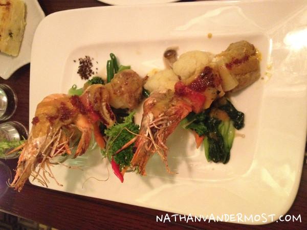 Red-Bean-Seafood-Skewers