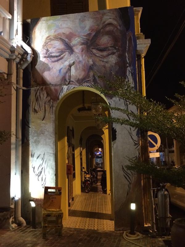 Georgetown-Mural