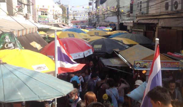 Awesome Day Exploring Amphawa Floating Market