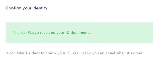 Identify-Confirmation