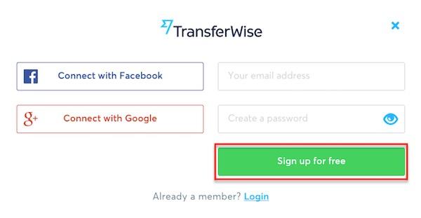 Sign-up-form