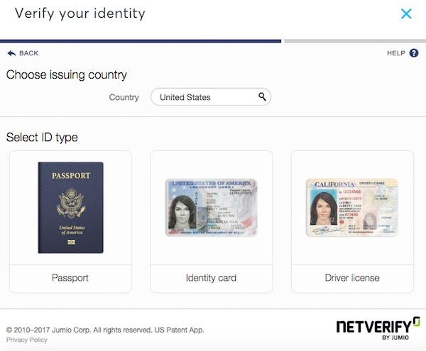 Verification-Identify-Types